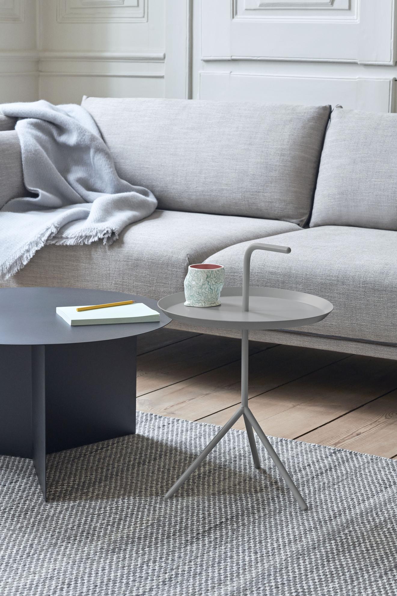 Hay DLM Side Table XL Grey