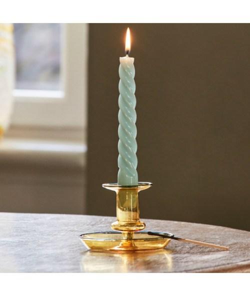 candle twist caramel