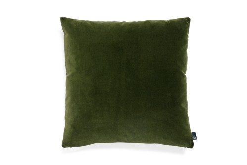 Eclectic cushion 50x50 moss
