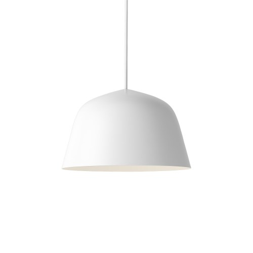 Ambit lamp 25 cm white