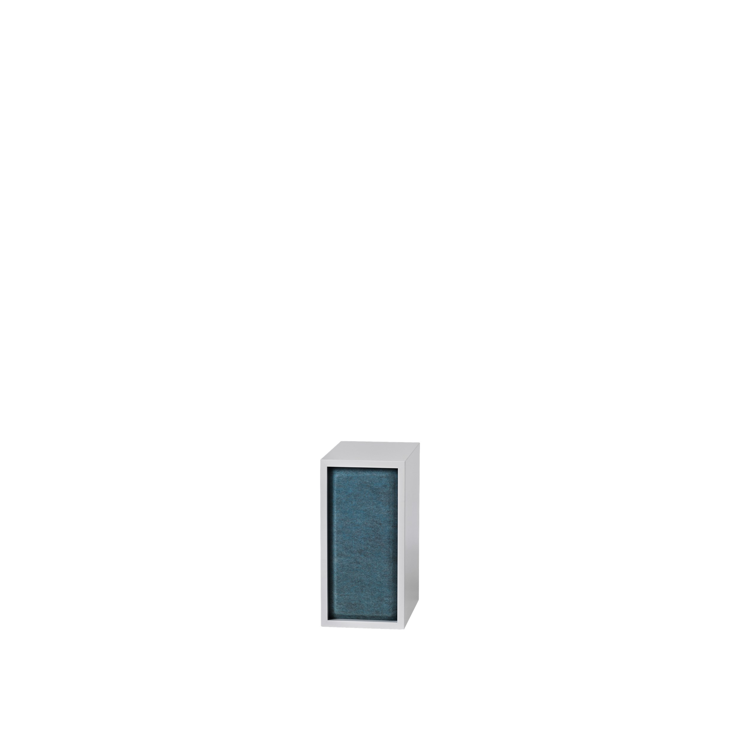 Stacked 2.0 acoustic panel small aqua