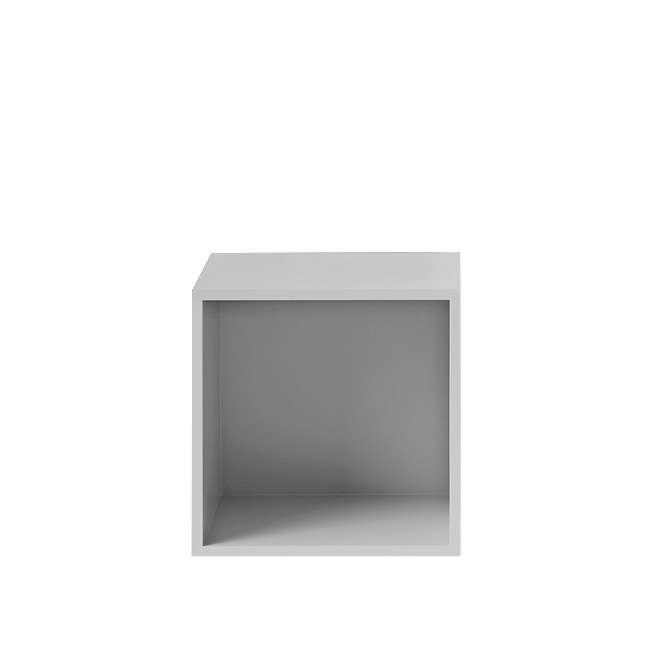Stacked 2.0 medium backboard light grey