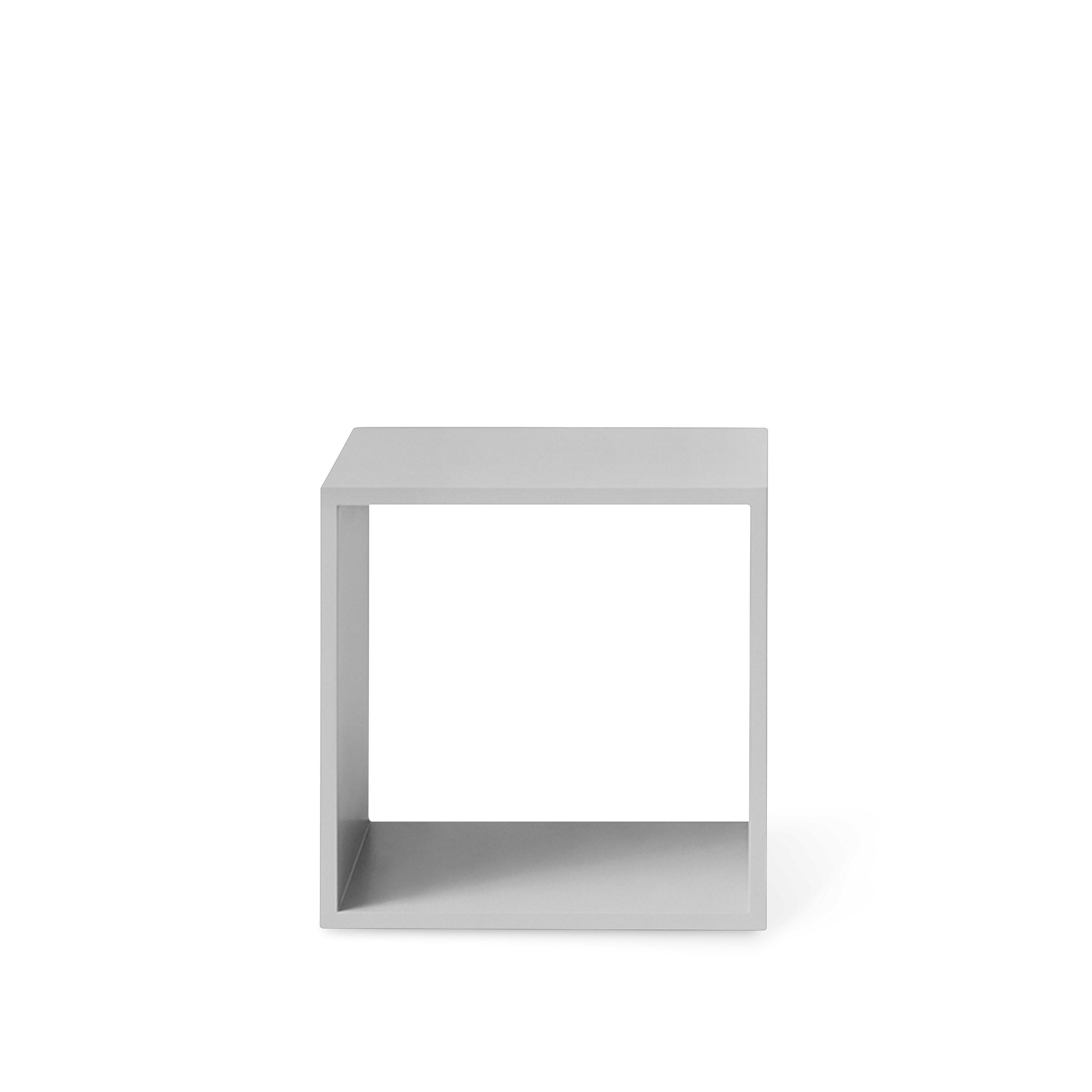 Stacked 2.0 medium open light grey