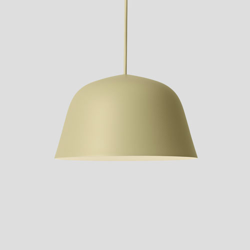 Ambit lamp 25 cm beige/green