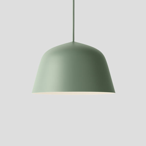 Ambit lamp 25 cm dusty green