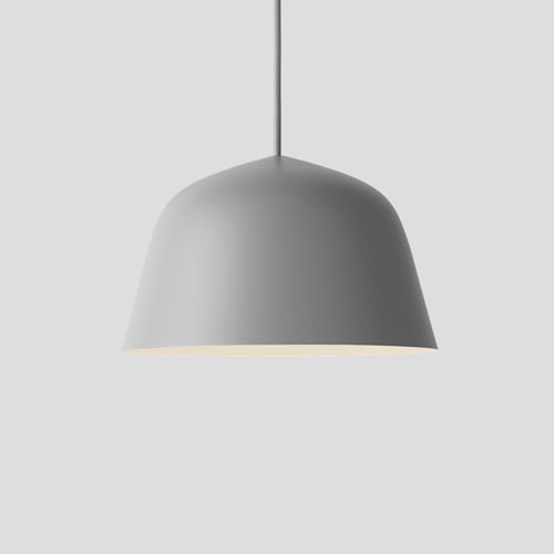 Ambit lamp 25 cm grey