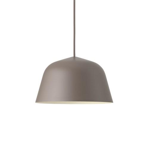 Ambit lamp 25 cm taupe