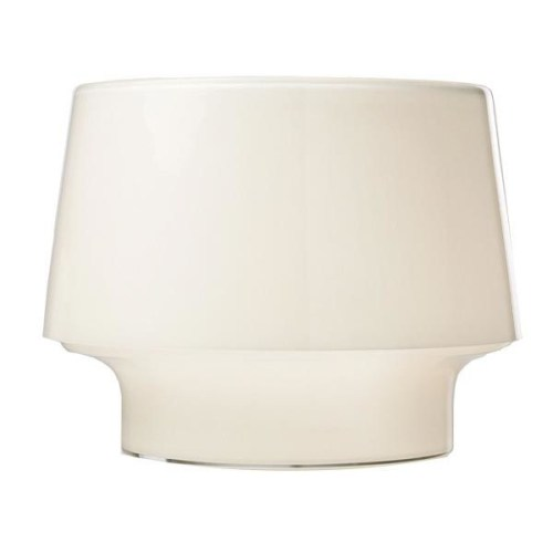 Cosy lamp small white