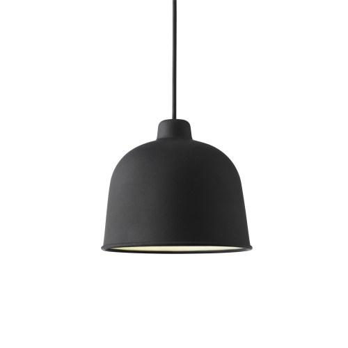 Grain lamp black