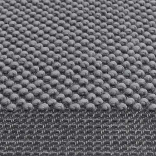 Pebble rug 240 x 170 dark grey