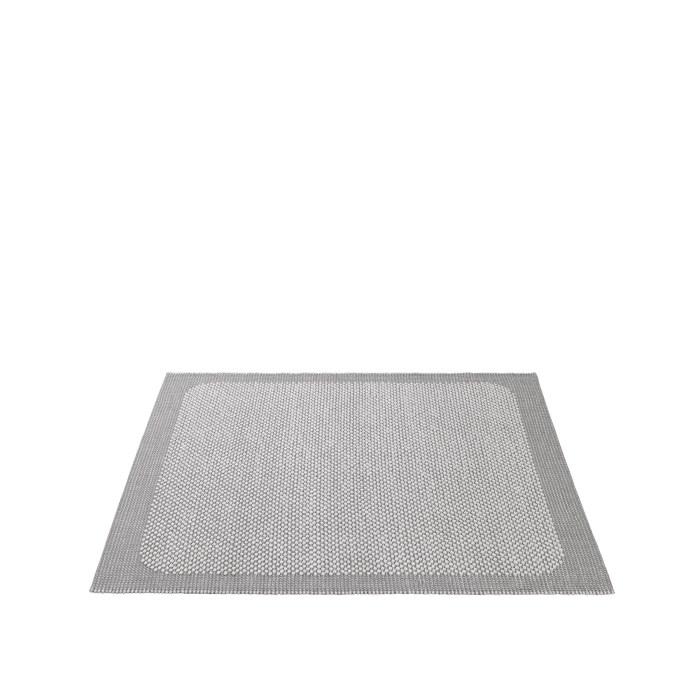 Pebble rug 240 x 170 light grey