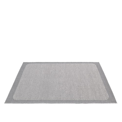 Pebble rug 300 x 200 light grey