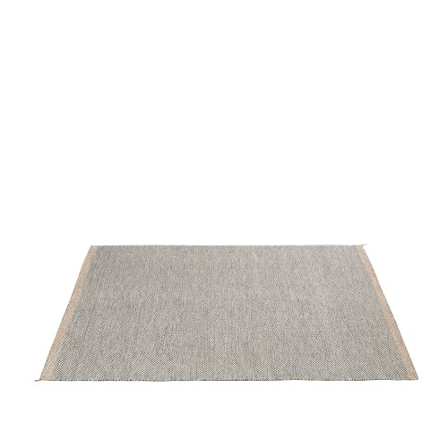 Ply rug 270 x 360 black - white