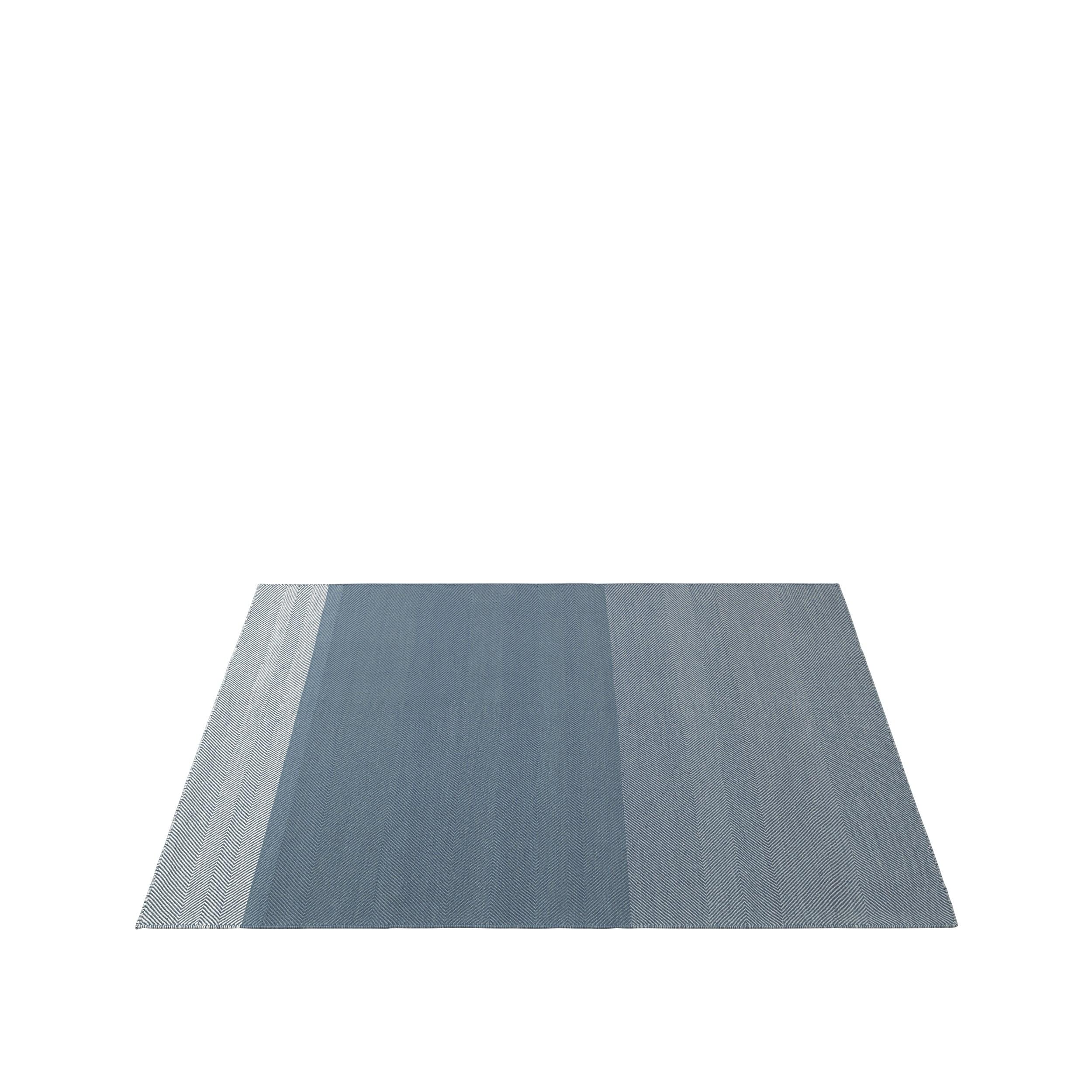 Varjo rug 170 x 240 blue
