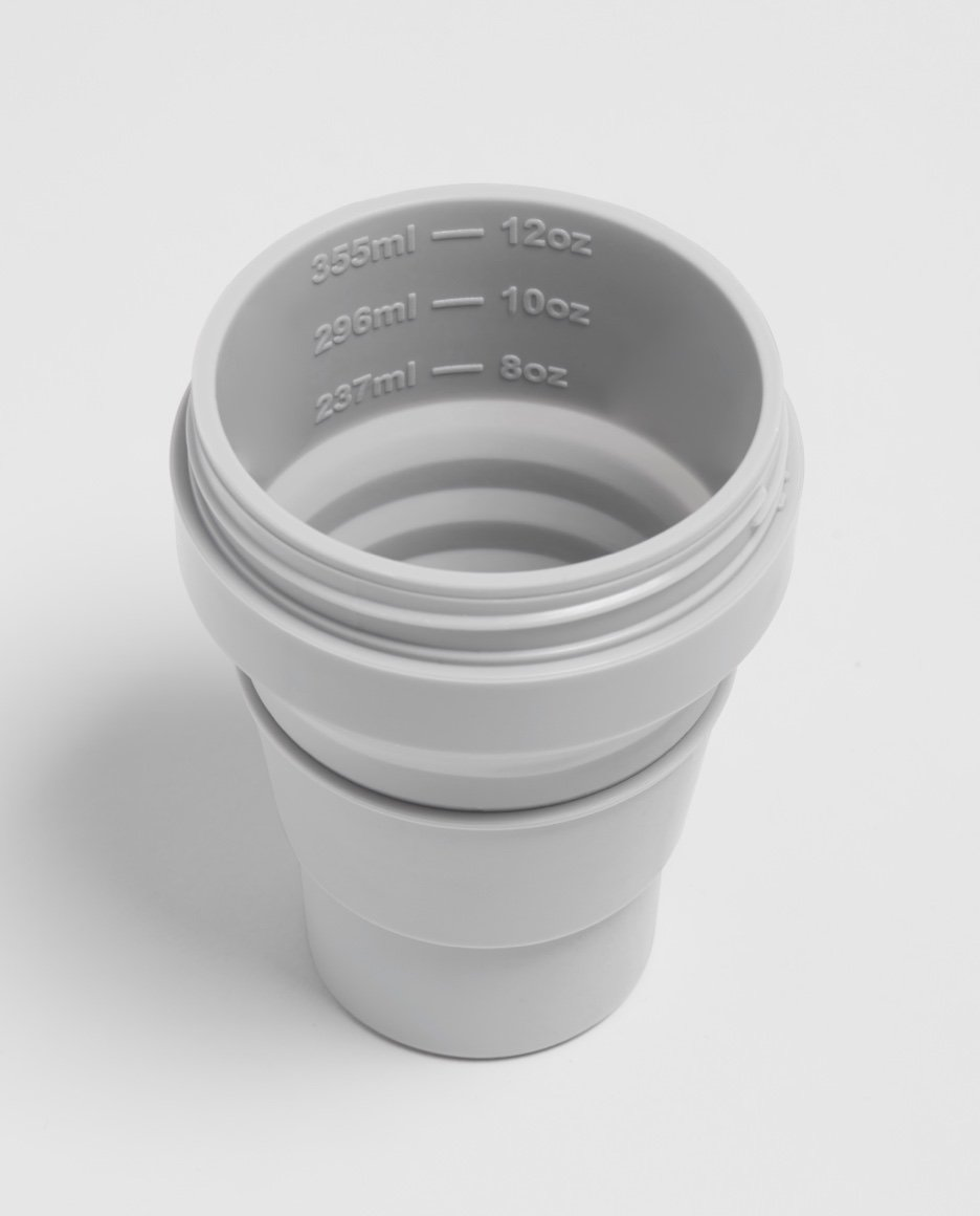 Pocket Cup Brooklyn Cashmere 355ml
