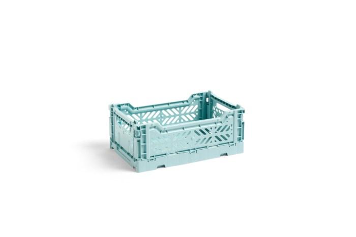 Hay Colour Crate S Arctic Blue