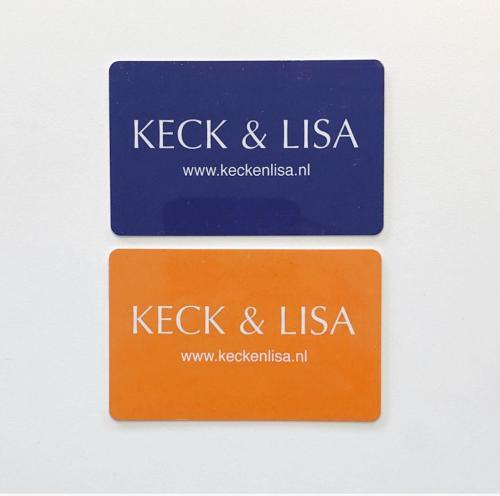 KECK&LISA cadeaukaart € 20,00
