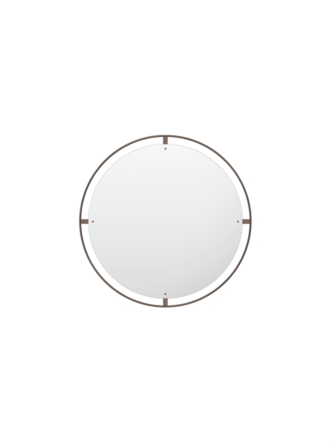Menu Nimbus Mirror 110 Bronzed Brass
