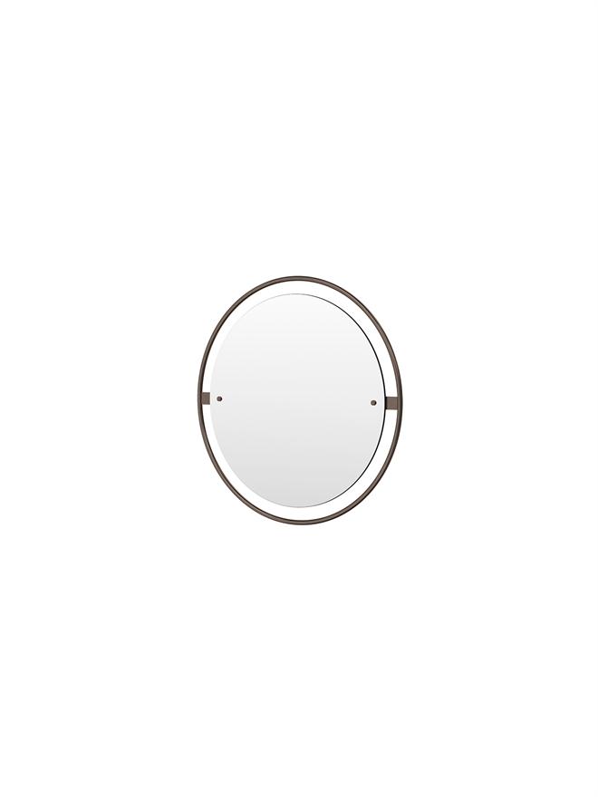 Menu Nimbus Mirror 60 Bronzed Brass
