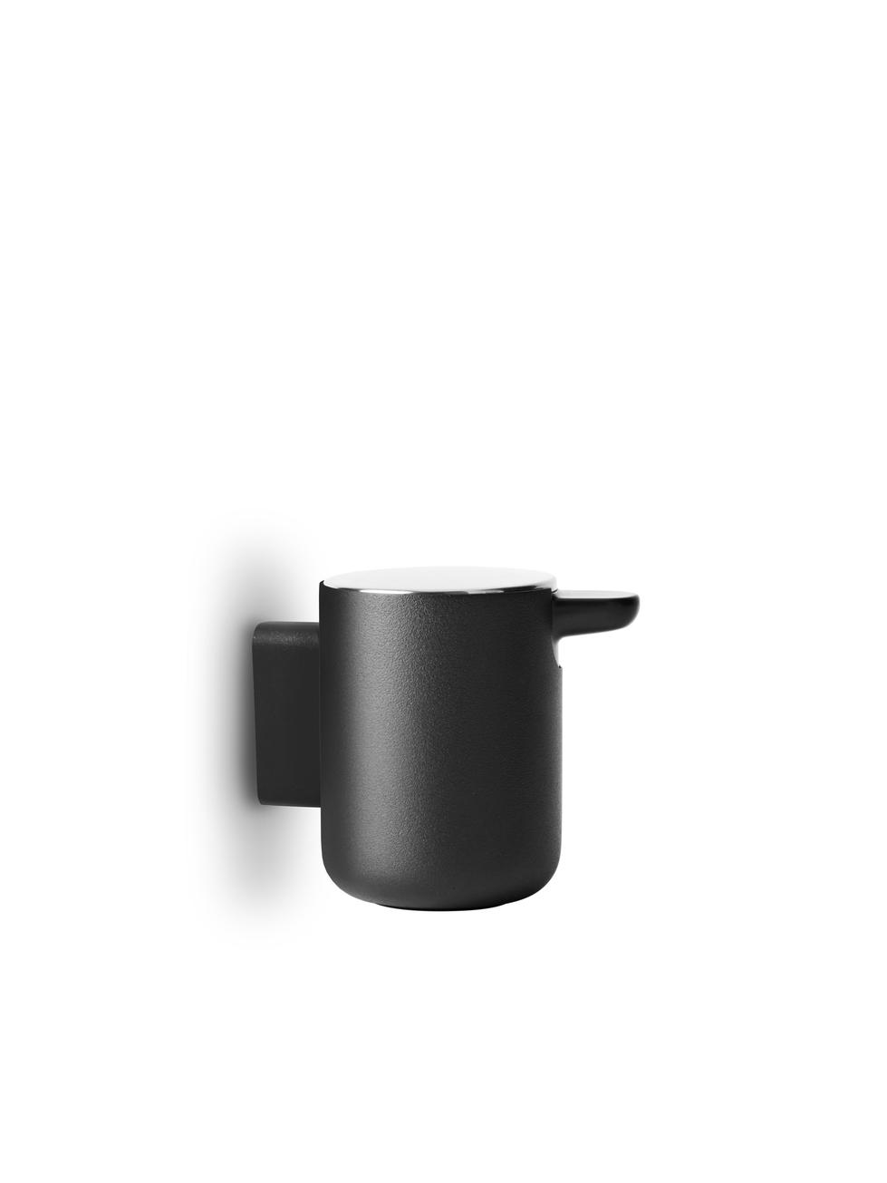 Menu Soap Pump Wall Matte Black