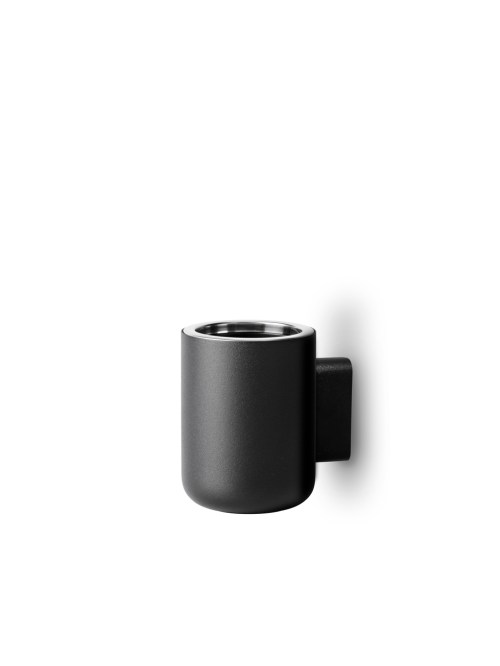 Menu Tooth Brush Holder Matte Black