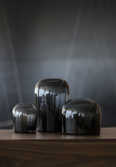 Menu Troll Vase Medium Smoke