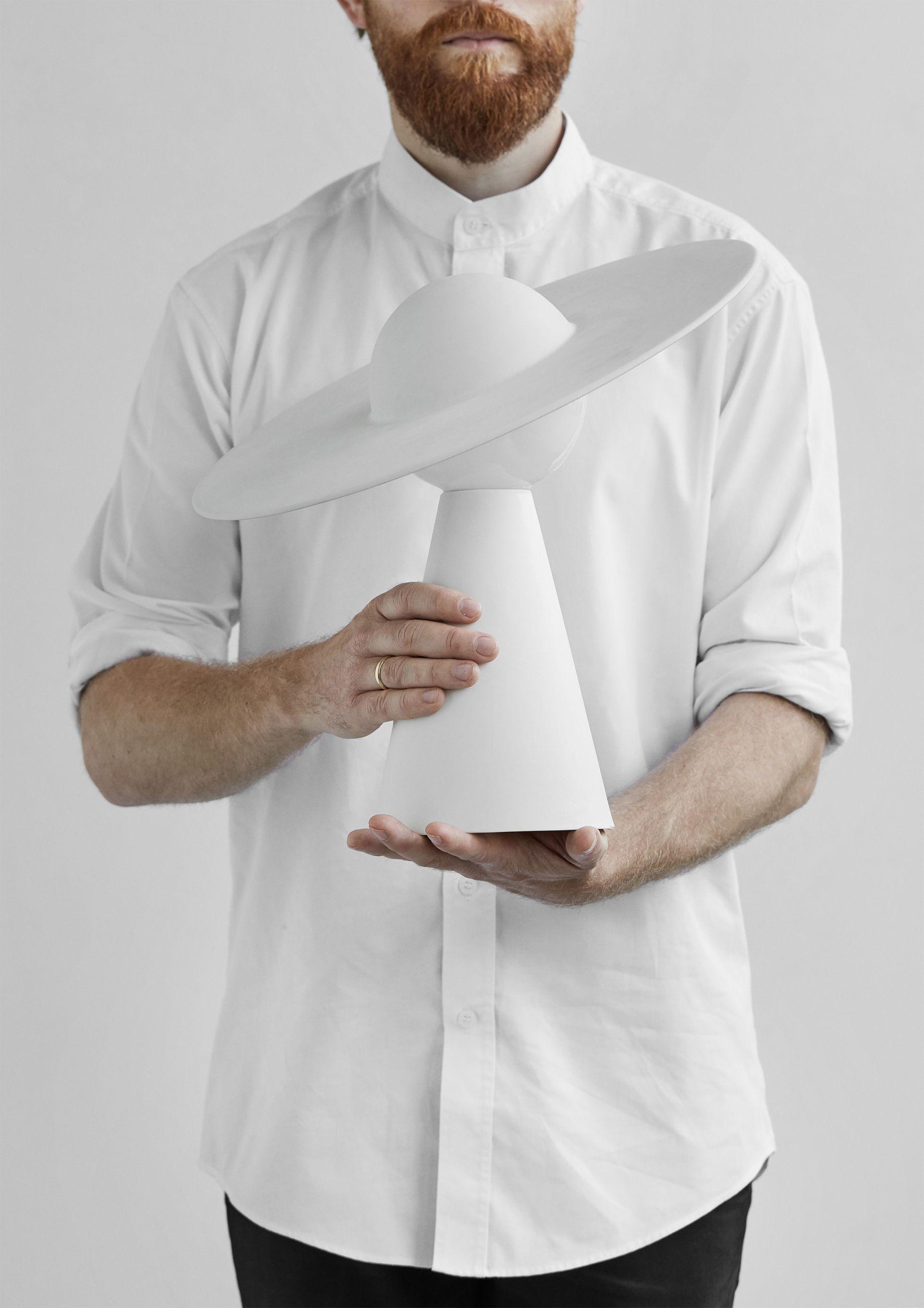 Moebe Caramic Table Lamp