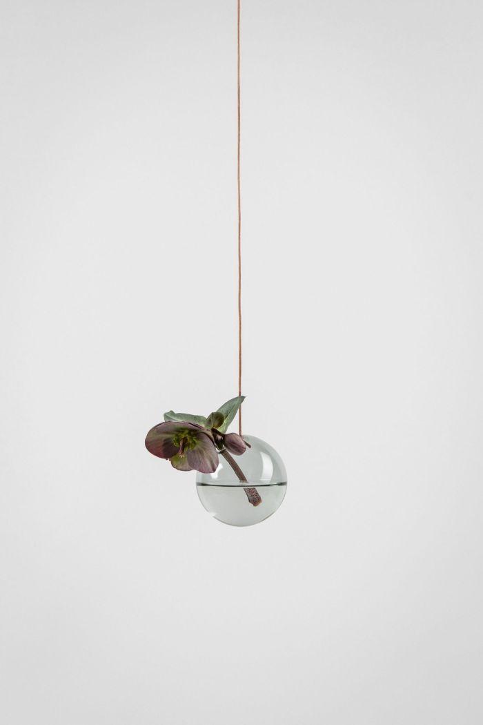 Studio About Bubble Hanging Vase S Smoke