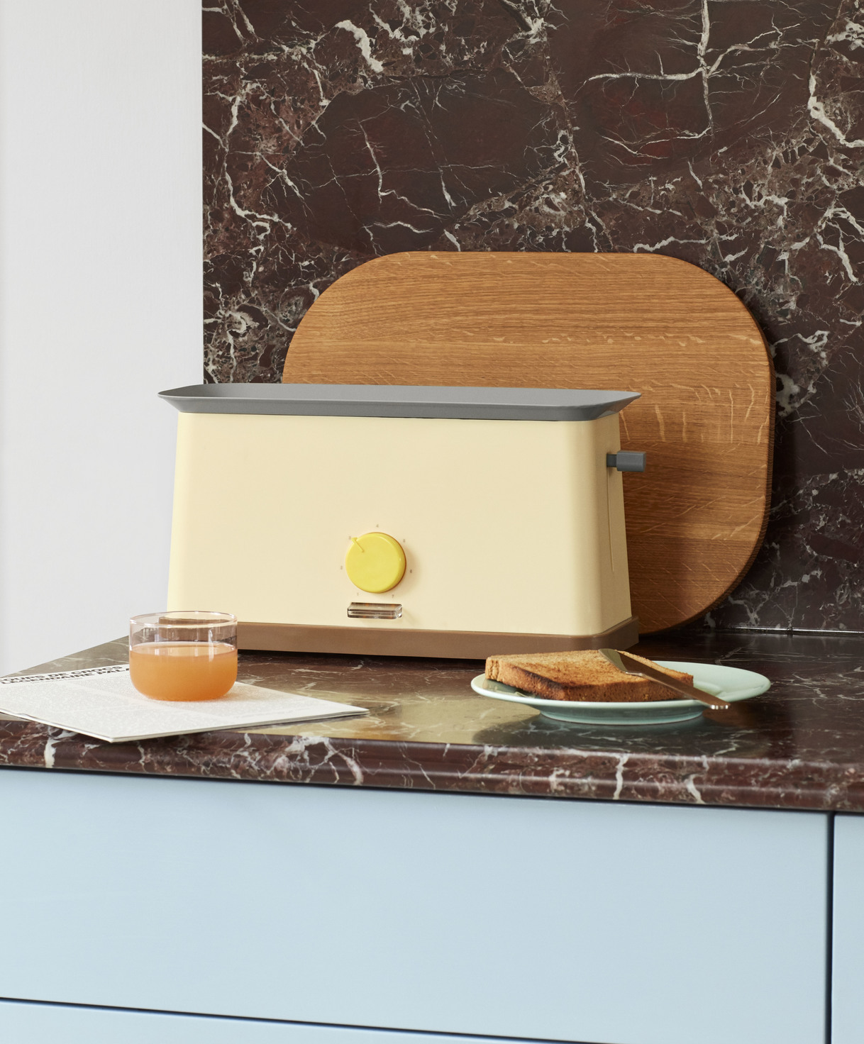 SOWDEN TOASTER yellow