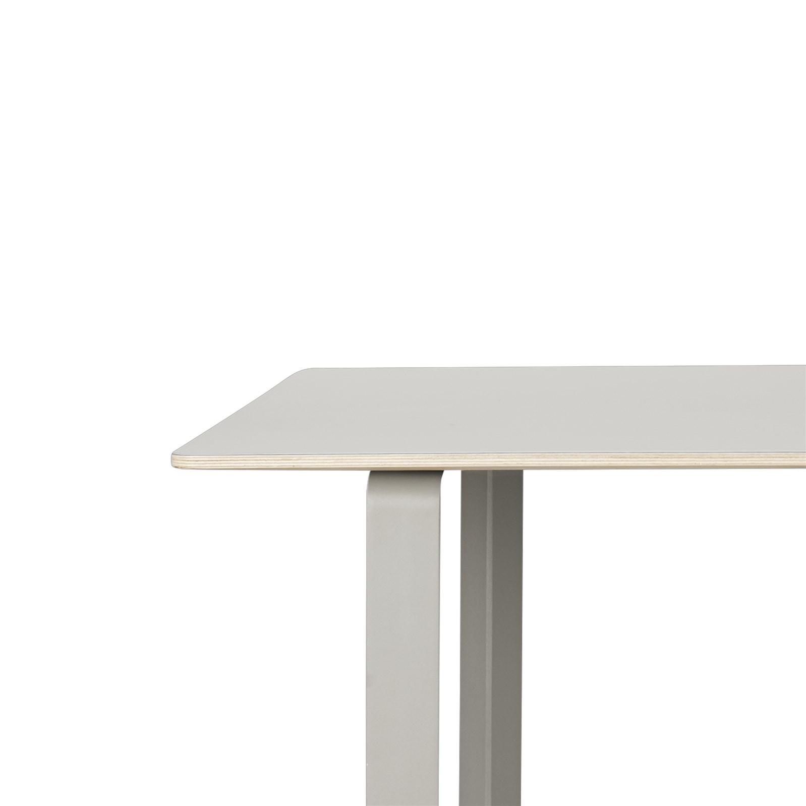 Muuto 70/70 Table 255x108 Grey Linoleum