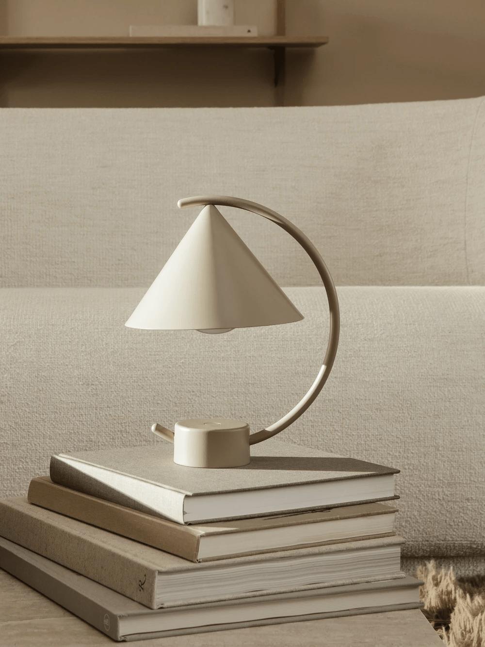 Ferm Living Meridian Lamp Cashmere