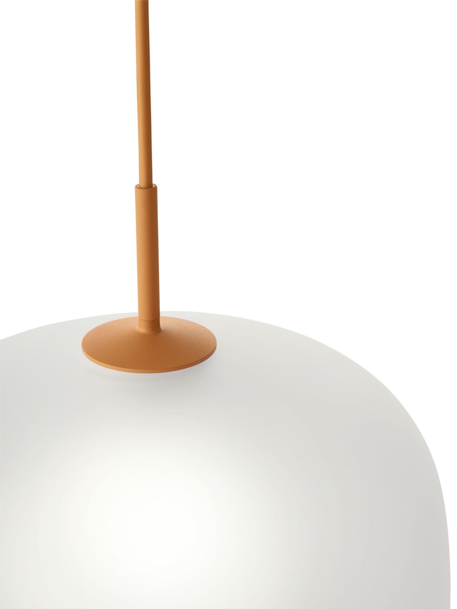 Muuto Rime Pendant 37cm Orange