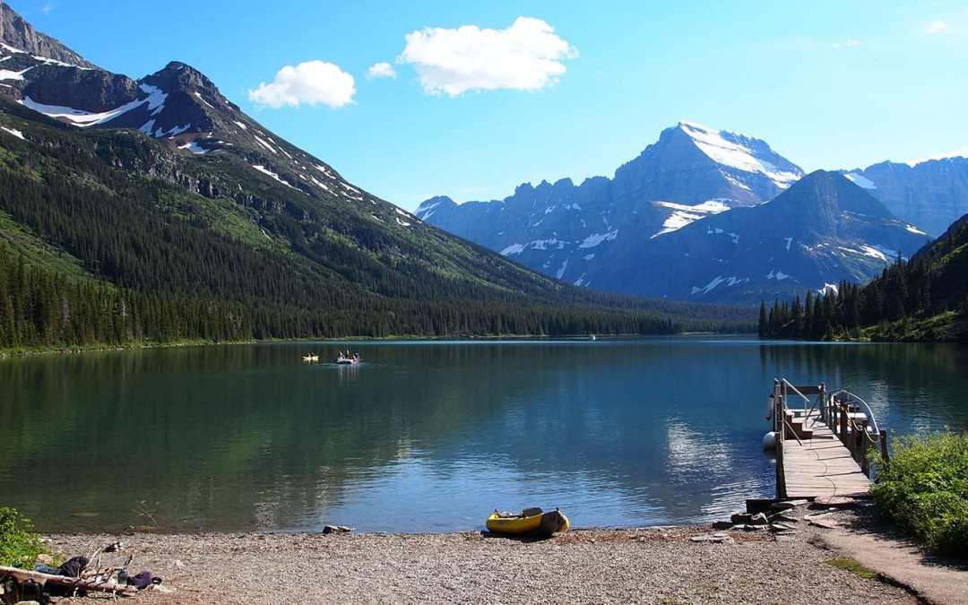 Landscape and environmental change in Glacier National Park