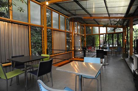 Restoran  Kedai Kebun Forum