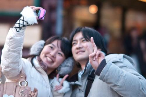 台湾人と結婚
