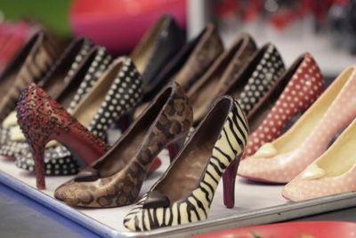 Шоколадний черевик - найкращий подарунок для вашої Попелюшки - nphoto1360827215