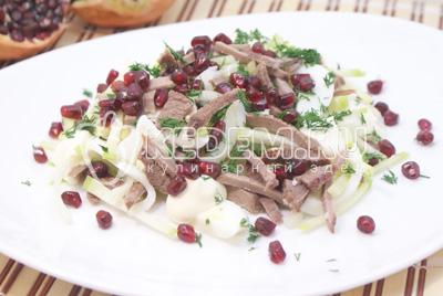 Салат «Узбекистан»