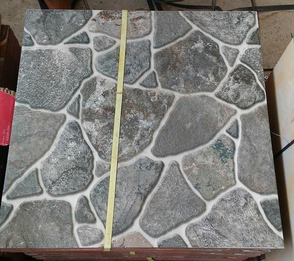 Jual Keramik Lantai Kasar Arwana 1816 GY 40 x 40 cm Warna