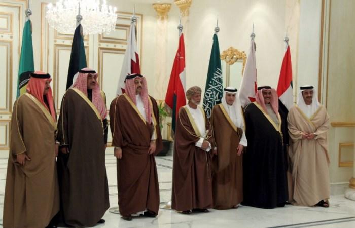 Gulf Cooperation Council meeting Faisal Nasser/Reuters 2016