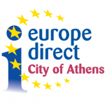 LOGO EUROPE DIRECT CITY OF ATHENS-01