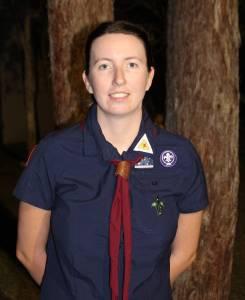 Kedron Cub Scout Leader Kenzie