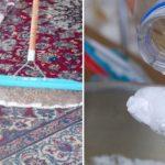 Megmutatunk egy szinte teljesen ingyenes módszert, amivel bármilyen foltot eltüntethetsz a szőnyegből