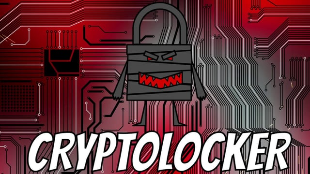 Crypto Locker Virus WARNING