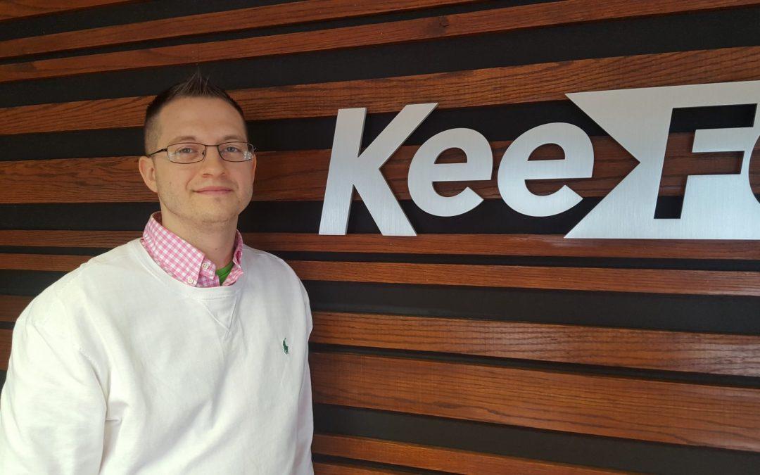 Buchanan Named KeeFORCE Owensboro IT Support Specialist