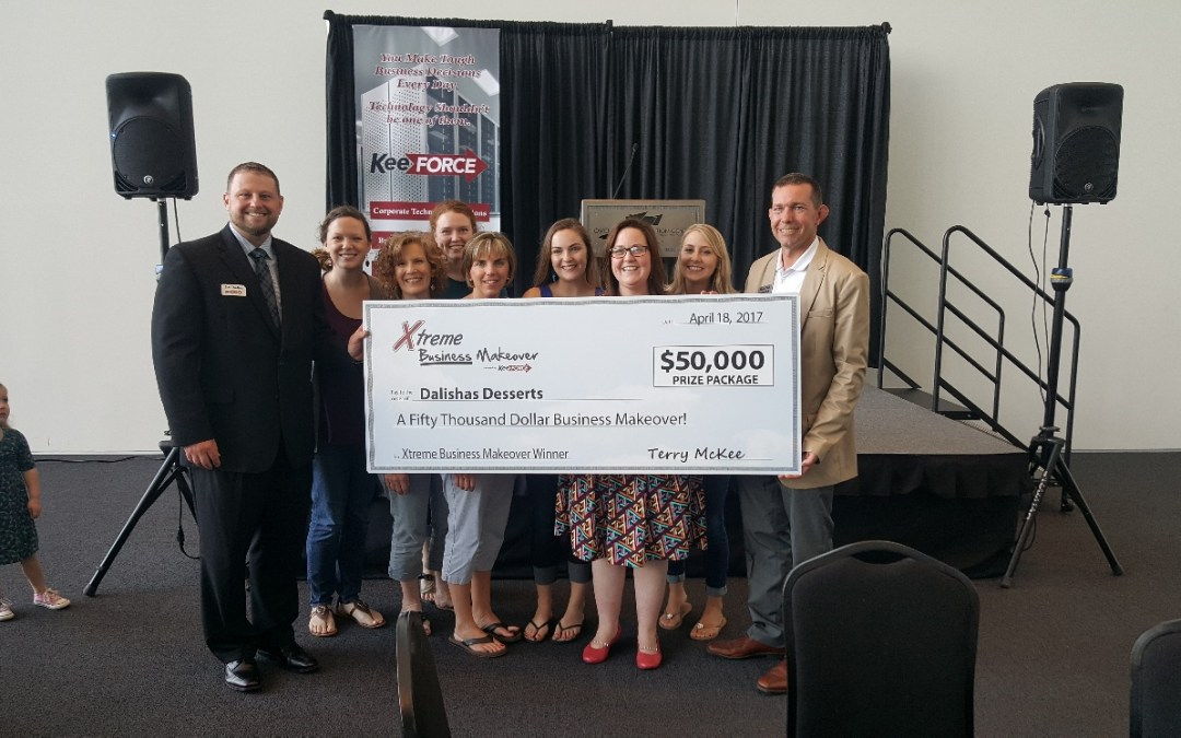 Dalishas Desserts Wins $50,000 Owensboro Xtreme Business Makeover