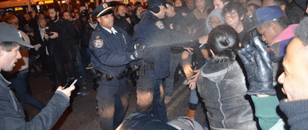 NYPD's Moment Of Restraint Is Over