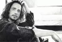 Chris Cornell drawing by Keegan Hall