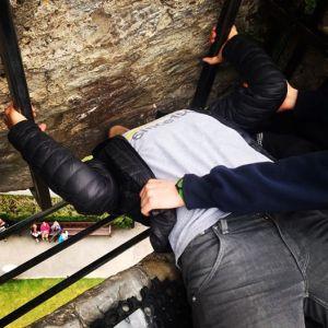 Ireland Blarney Kiss