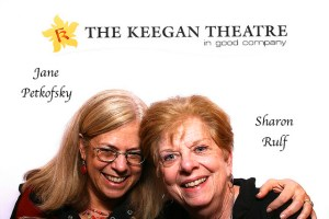 In Good Company: Jane Petkofsky and Sharon Rulf