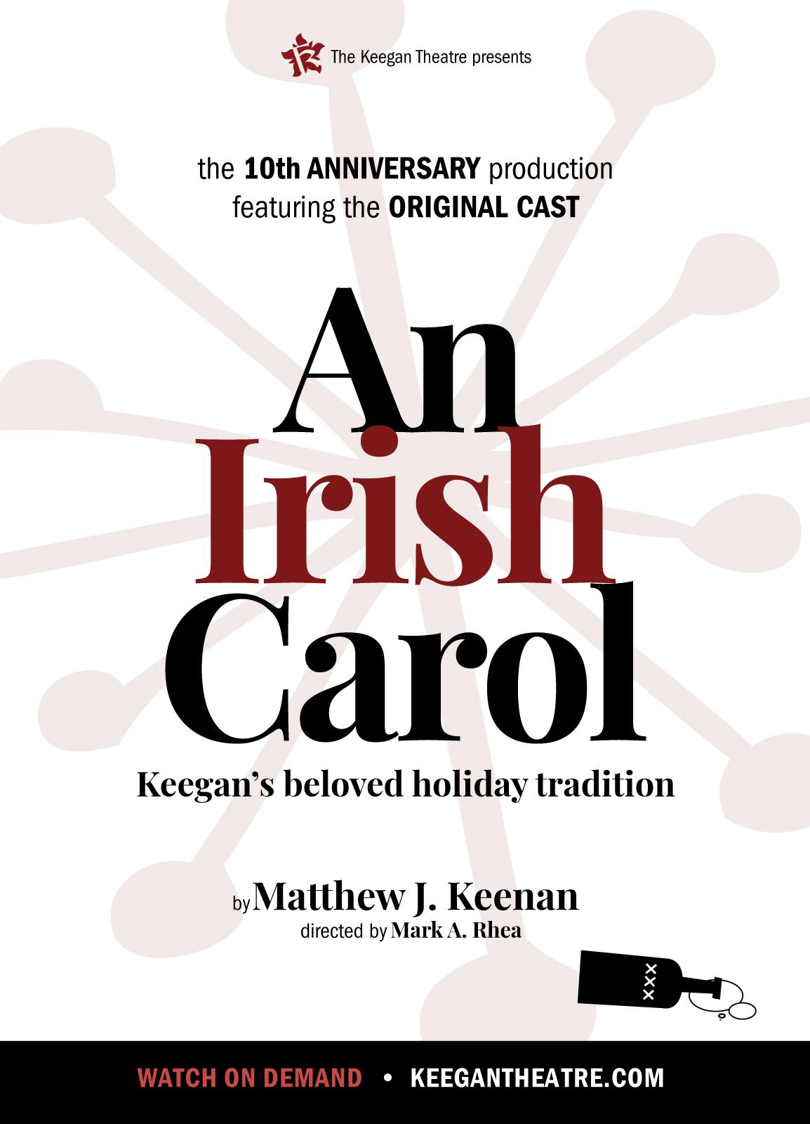 AN IRISH CAROL 2020